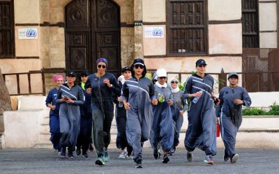 The Rising Trend of Running amongst Saudi women in Jeddah