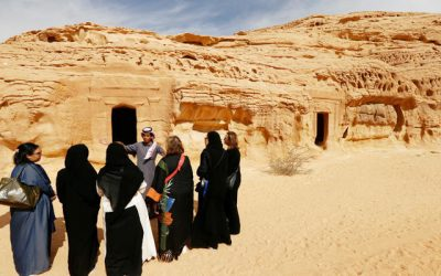 Sun, Sea & Sand – Tourists are allowed Into Saudi Arabia