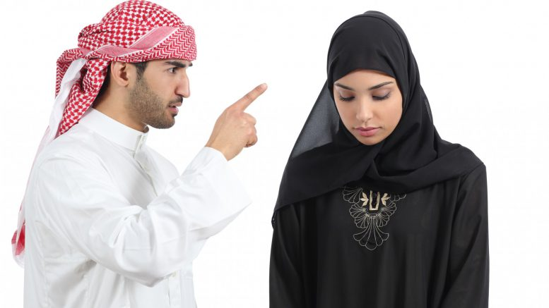 Saudi women can divorce