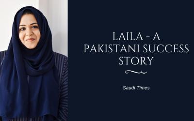 Laila, a Pakistani success story in Saudi Arabia