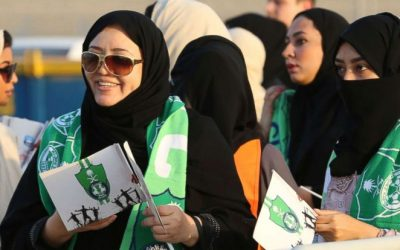 Saudi Women Football League All Set