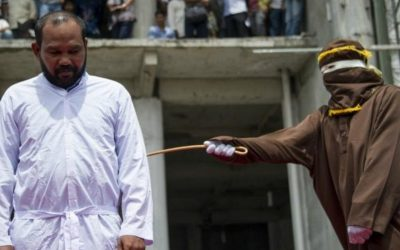 Saudi Arabia Abolishes Flogging