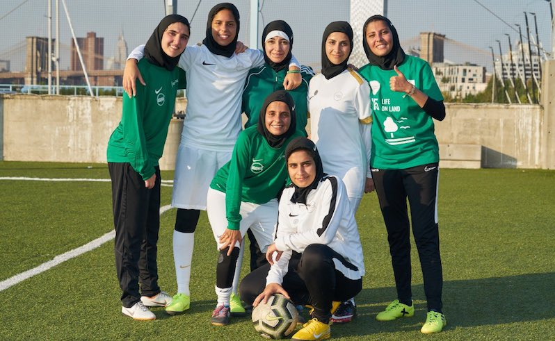 First Saudi Women Football League